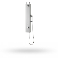 PERFECT TIME SHOWER PANEL 1000 TE WITH HAND SHOWER